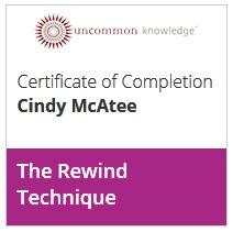 Uncommon Knowledge - The Rewind Technique Badge
